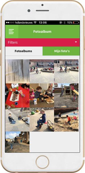 FlexKids-OuderApp-fotoalbum